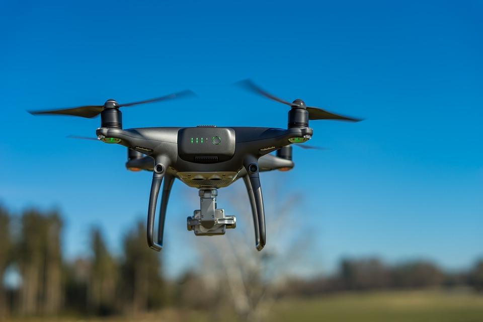 L'uso dei droni e il rispetto della privacy