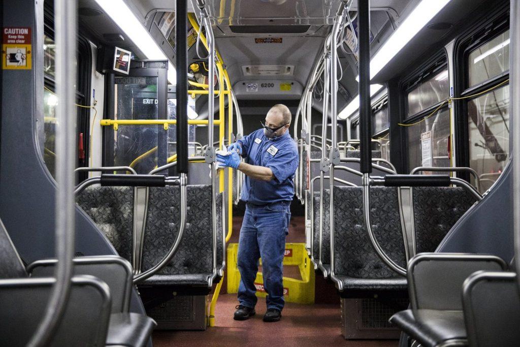 COVID-19: le indicazioni per il trasporto pubblico