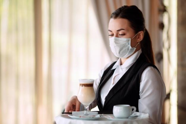 Indicazioni ad interim sul contenimento del contagio da SARS-CoV-2 e sull'igiene degli alimenti nell'ambito della ristorazione e somministrazione di alimenti
